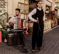 """Last Of Songs"", in Italia dal vivo il duo israeliano Irit Dekel ed Eldad Zitrin"