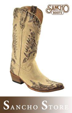 b76e4308ef4a99 Sancho Boots 9749 Westernstiefel Damen Fashion Boots