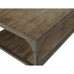 Found it at Wayfair - Aquitaine Coffee Table