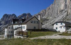 Rifugio Vajolet - Dolomiti - Val di Fassa - Catinaccio