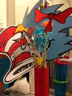 MsWenduhh: Dr. Seuss Birthday Party with Files/Printables