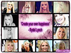 Great Rydel edit by Nikki Lynch-Ratliff!! Love it!