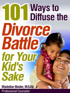 Nikki Fisseler , another good read for her since she refuses to let Kaden speak to his father when he calls....101 Ways to Diffuse the Divorce Battle for Your Kid's Sake,