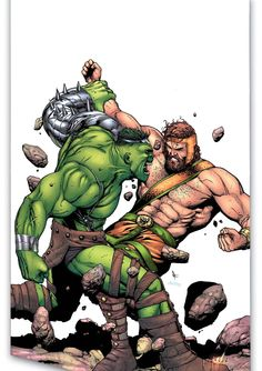 Hulk vs Hercules   #comics