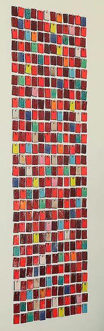 Joseph Conforti's raku ceramic sculptures (Beautiful glazes)