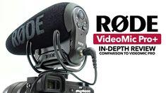 Røde VideoMic Pro Plus —In-Depth Review — Comparison to Rode VideoMic Pro https://www.camerasdirect.com.au/rode-microphones/rode-videomics/rode-videomic-pro-plus