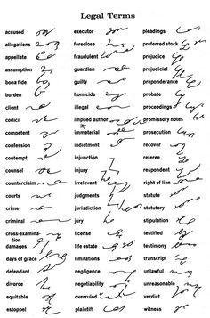 importance of shorthand writing