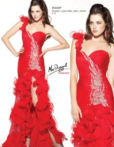 Mac Duggal Pageant