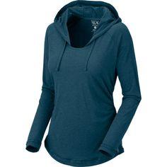 Mountain HardwearPandra Hooded Top - Long-Sleeve - Women's