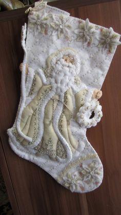 Santa Stiefel meiner Jüngsten