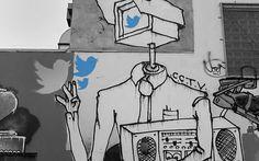 Otra de Twitter: es feo pedir, pero peor es robar