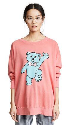 WILDFOX GROOVY TEDDY TOP. #wildfox #cloth #