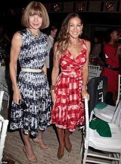 Style showdown! Who wins: Anna Wintour or Sarah Jessica Parker?? And is it TRUE what they're saying about SJP? PIC http://sulia.com/channel/fashion/f/beede30a-3f08-4cec-892c-8f09abe1e0cb/?source=pin&action=share&btn=big&form_factor=mobile