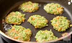 Vegetable Hotcakes are delicious as a breakfast or a side dish with your dinner.