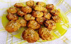 Cizrnove susenky Ethnic Recipes, Food, Essen, Meals, Yemek, Eten