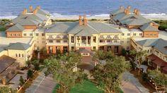 The Sanctuary at Kiawah Island Golf Resort 1 Sanctuary Beach Dr Kiawah Island Resort, Kiawah Island South Carolina, Kiawah Island Golf, Lanai Island, Family Resorts, Best Resorts, Family Vacations, Luxury Resorts, Beach Vacations