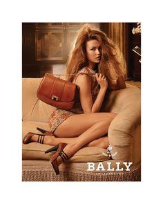 AD CAMPAIGN Bally Fall/Winter 2011 Feat. Caroline Trentini & Karlie ...