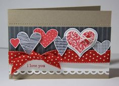 a way to use the heart stamps christinezani