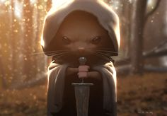 ArtStation - Mouse Guard: Legends of the Guard Vol.3 #4 panel, ryan lang