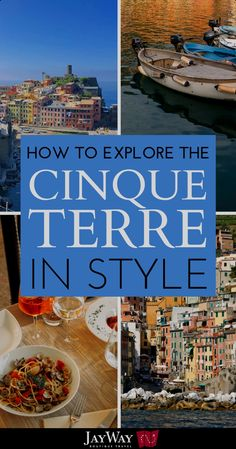 The Cinque Terre is one of our favorite places in Italy, a cluster of five stunningly beautiful villages on the northwest coast of the continent. Places To Travel, Travel Destinations, Italy Travel Tips, Travel Europe, Cinque Terre Italy, Italy Vacation, Italy Trip, Vacation Spots, Places In Italy