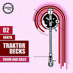 Akkya Traktor Decks - Drum & Bass from Industrial Strength