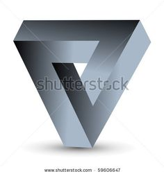 Royalty Free Stock Photos and Images: Abstract symbol, impossible ...