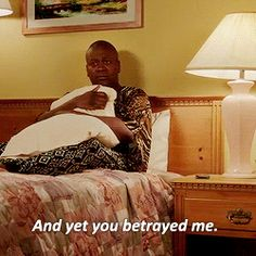 """When Netflix asks if you're still watching. 