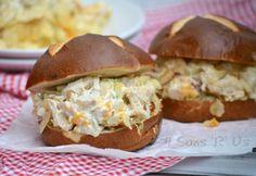 Hot Potato Chip Chicken Salad Casserole - 4 Sons 'R' Us