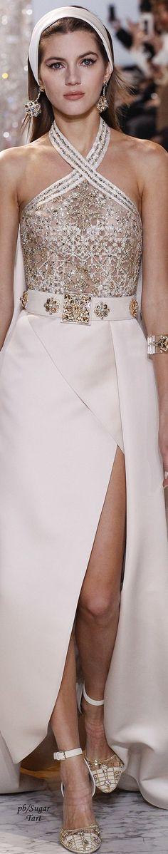 Elie Saab Spring 2017 Couture