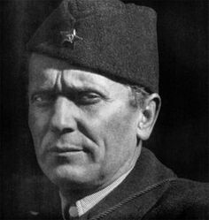 I have never seen a photo of Titi before! He kept a pretty low profile,if I think about it. ~ Josip Broz Tito, dictator (but considered a 'benevolent' one) of Yugoslavia until his death in 1980. (After which, 10 years later, HELL broke lose.)