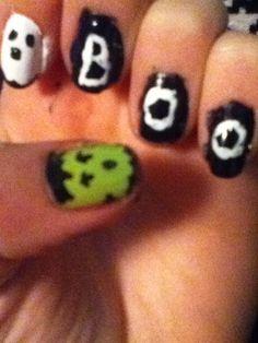 fingernails designs