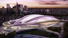 Zaha Hadid Architects: Japan National Stadium — Collate