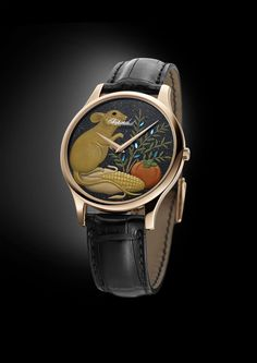 Chopard présente la L.C XP Urushi Year of the Rat - Passion Horlogère Fleurier, Chopard, Year Of The Rat, Bracelet Cuir, China, Chinese New Year, Luxury Watches, Rats, Passion
