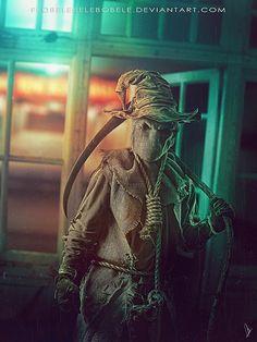 Foto: Fotos manipuladas de terror por Snezana Skaric   photoshop fotografia creatividad