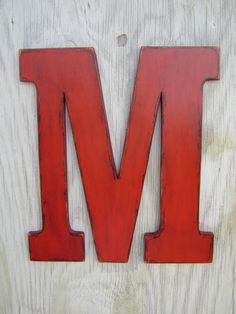 Letter M Home Decor Extraordinary Letter M  Monograms Lettering Art And Crafty 2017