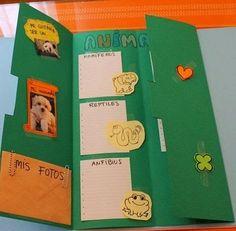 PEQUEÑOS RECURSOS INFANTILES: Lapbooks