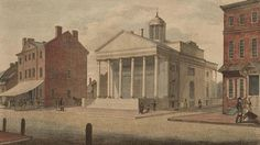 THE FIRST AMERICAN BANK ROBBERY WAS AN EPIC FARCE