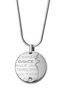 Show the World that DANCE is your passion with our dance theme pendant necklace made of the highest Stainless Steel quality 316L at: www.my316L.com (for: $58.00) #dance #dancing #passion #movement #rhythm #songs #choreography #ballet #breakdance #hiphop #tango