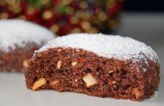 Me Encanta el Chocolate: POLVORONES DE CHOCOLATE