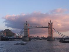 Tower Bridge, London.  Miss this place.