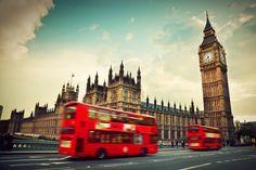 Passagens aéreas para Londres a partir de R$ 1.584