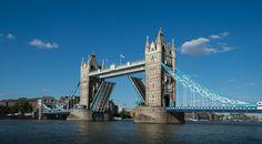 London Fine Art Photo: Tower Bridge OPEN The by LongExposureLondon