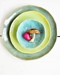 Lee Wolfe Pottery — handmade ceramic dinnerware Lee Wolfe Pottery