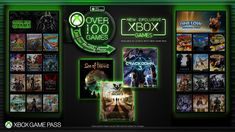 With Xbox Game Pass you get unlimited access to over 100 great Xbox One and Xbox 360 games on Xbox One for one low monthly price. And now, you'll be able to play highly-anticipated new exclusive Xbox One games like… 100 Games, More Games, Xbox One Games, Gamer News, Xbox News, Tech News, Microsoft, News Games, Video Games