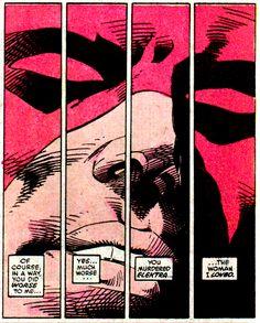 Frank Miller - Daredevil #191