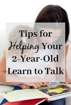 Talking is the best way to communicate & express what you need. Check out these tips for helping your 2-year-old learn to talk if your toddler is struggling