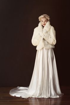 1950s Bridal Look - so Marilyn Monroe!