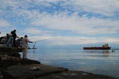Batumi Georgia Blacksea Fishing #ani4x4