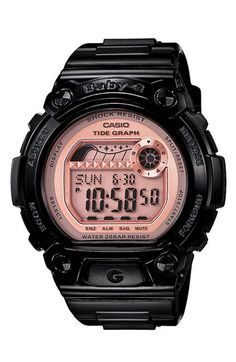 Baby g shock watch for nursing digital and water resistant either watch fandeluxe Gallery