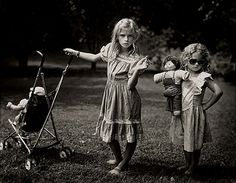 Sally Mann The New Mothers 1989